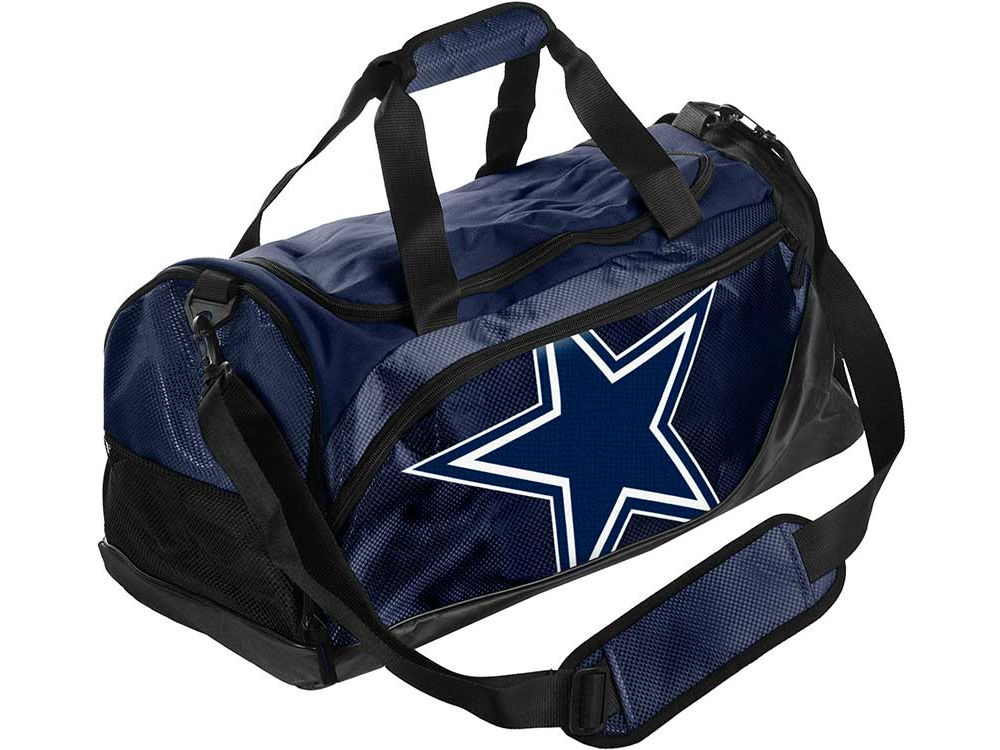 9a905306b6f3 Dallas Cowboys LR Collection Duffle Bag