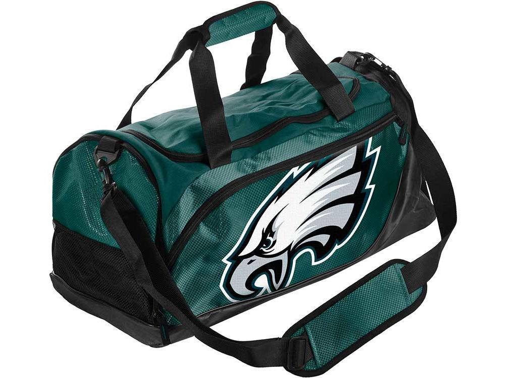 6db74c9e5ae Philadelphia Eagles LR Collection Duffle Bag   lids.com