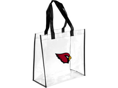 Arizona Cardinals Clear Reusable Bag