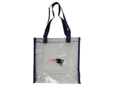 New England Patriots Clear Reusable Bag