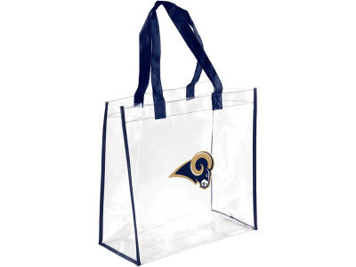 Los Angeles Rams Clear Reusable Bag