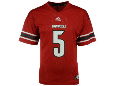 Louisville Cardinals NCAA Youth Replica Football Jersey