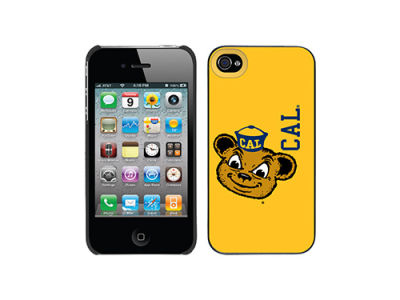 California Golden Bears Iphone 4 Snap On