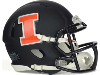 Illinois Fighting Illini Speed Mini Helmet
