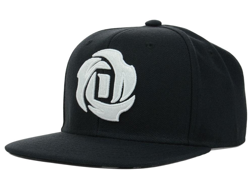 adidas D Rose II Snapback Cap  fd8ca7c28b2