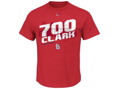 St. Louis Cardinals Majestic MLB Men's Pine Tar T-Shirt