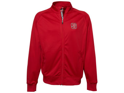 North Carolina State Wolfpack NCAA Chaser Text Jacket