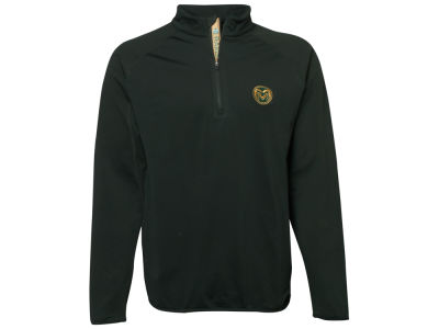 Colorado State Rams NCAA Metro Text Quarter Zip Pullover
