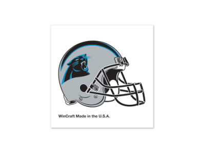 Carolina Panthers Tattoo 4-pack