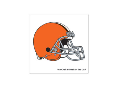 Cleveland Browns Tattoo 4-pack