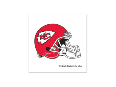 Kansas City Chiefs Tattoo 4-pack