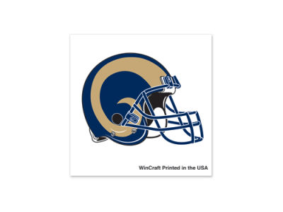 Los Angeles Rams Tattoo 4-pack