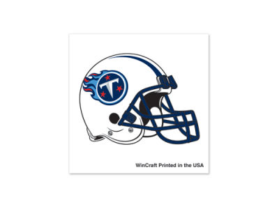 Tennessee Titans Tattoo 4-pack