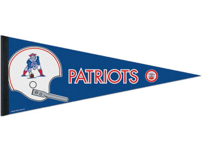 New England Patriots 12x30in Pennant