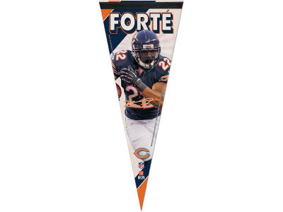 Chicago Bears Matt Forte 12x30 Premium Player Pennant