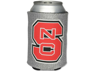 North Carolina State Wolfpack Glitter Can Coozie