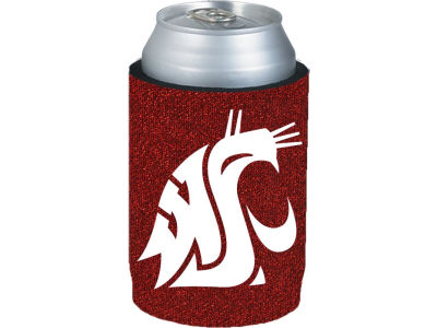 Washington State Cougars Glitter Can Coozie