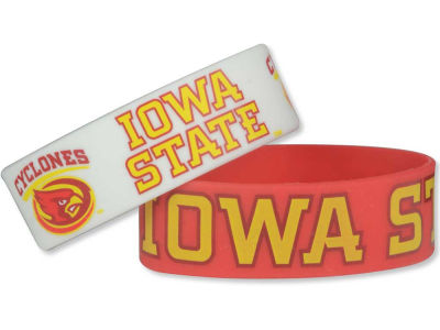 Iowa State Cyclones 2-pack Wide Bracelet