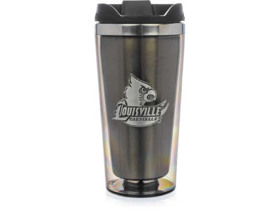Louisville Cardinals 16oz Colored Travel Mug