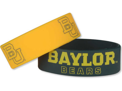 Baylor Bears 2-pack Wide Bracelet