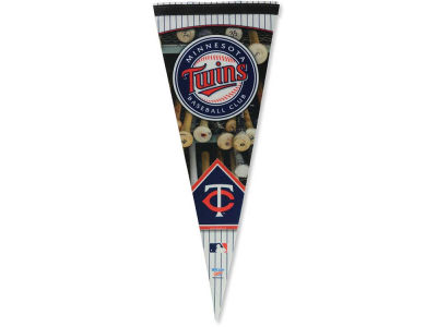 Minnesota Twins 12x30in Pennant