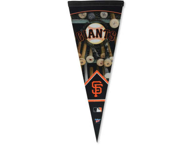 San Francisco Giants 12x30in Pennant