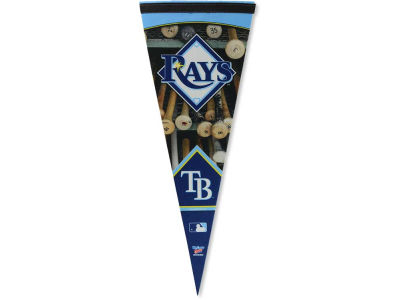 Tampa Bay Rays 12x30in Pennant