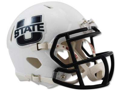 Utah State Aggies Speed Mini Helmet