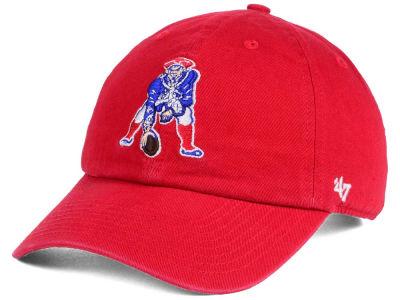 79d242b0e32 New England Patriots Dad Hats   Caps - Adjustable Strapback Dad Hats ...
