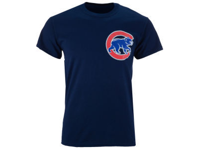 Chicago Cubs Majestic MLB Men's Official Wordmark Team T-Shirt