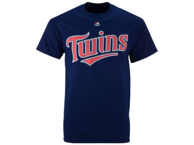 Minnesota Twins Majestic MLB Men's Official Wordmark Team T-Shirt