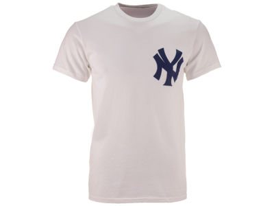 New York Yankees Majestic MLB Men's Official Wordmark Team T-Shirt