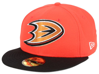 Anaheim Ducks New Era NHL Basic 59FIFTY Cap