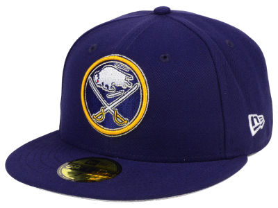 Buffalo Sabres New Era NHL Basic 59FIFTY Cap