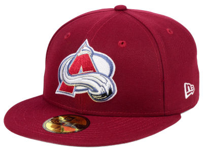 Colorado Avalanche New Era NHL Basic 59FIFTY Cap