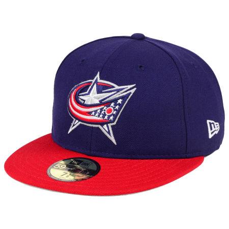 Columbus Blue Jackets New Era NHL Basic 59FIFTY Cap