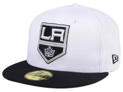 Los Angeles Kings New Era NHL Basic 59FIFTY Cap
