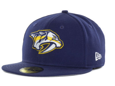 Nashville Predators New Era NHL Basic 59FIFTY Cap