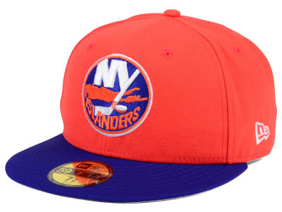 New York Islanders New Era NHL Basic 59FIFTY Cap