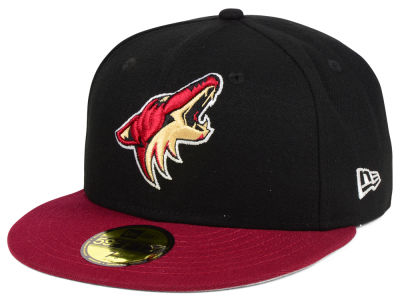 Arizona Coyotes New Era NHL Basic 59FIFTY Cap