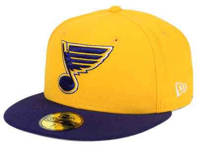 St. Louis Blues New Era NHL Basic 59FIFTY Cap