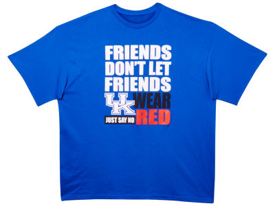 Kentucky Wildcats NCAA 2 for $25  Friends Dont Let Friends Wear Red T-Shirt
