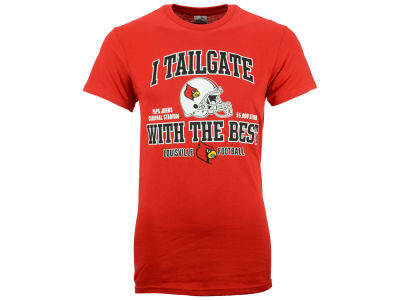 Louisville Cardinals NCAA Men's Tailgate With The Best T-Shirt
