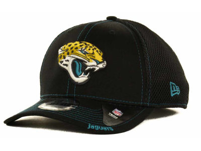 Jacksonville Jaguars New Era NFL Neo 39THIRTY Cap