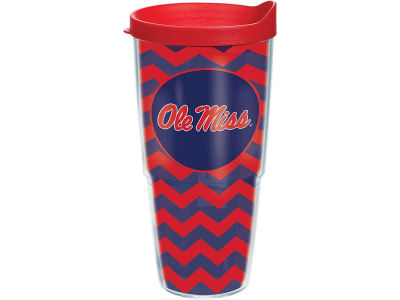 Ole Miss Rebels 24oz Chenille Tumbler
