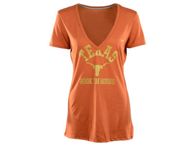 Texas Longhorns Nike NCAA Womens School Tribute T-Shirt