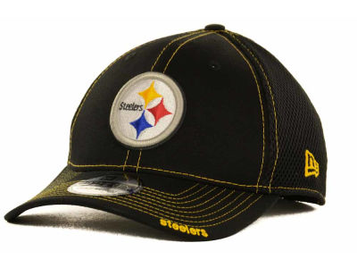 Pittsburgh Steelers New Era NFL Neo 39THIRTY Cap