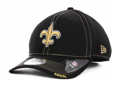 New Orleans Saints New Era NFL Neo 39THIRTY Cap
