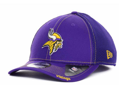 Minnesota Vikings New Era NFL Neo 39THIRTY Cap