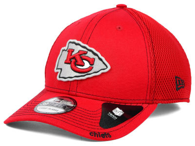 Kansas City Chiefs New Era NFL Neo 39THIRTY Cap